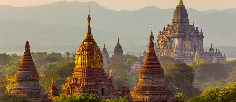 Der Westen von Myanmar