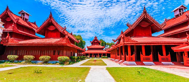 Der Norden von Myanmar