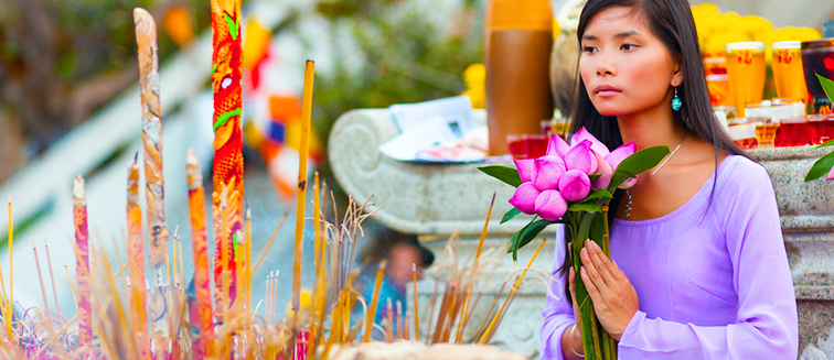 Feast of the Perfume Pagoda