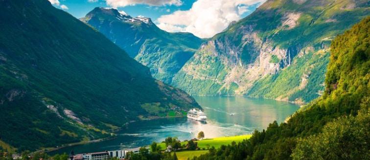 Norweigan Fjords