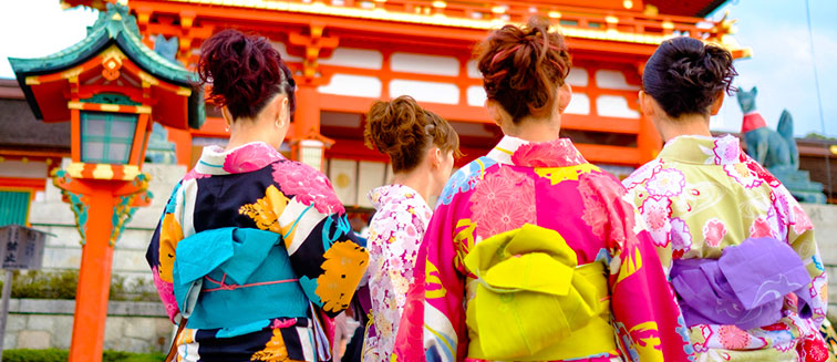 Kimonos & Yukatas