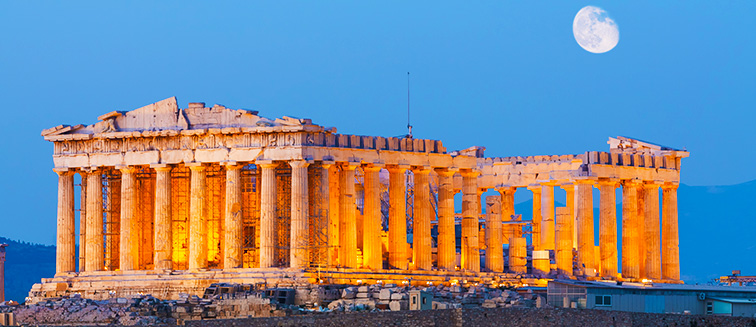 when to travel to Greece