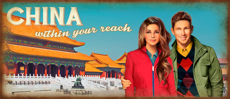 vacation packages to China
