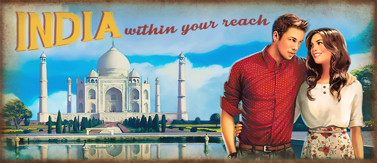 vacation packages to India