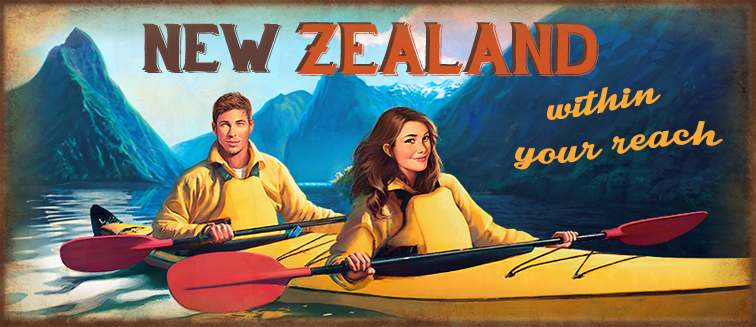 New Zealand vacation packages