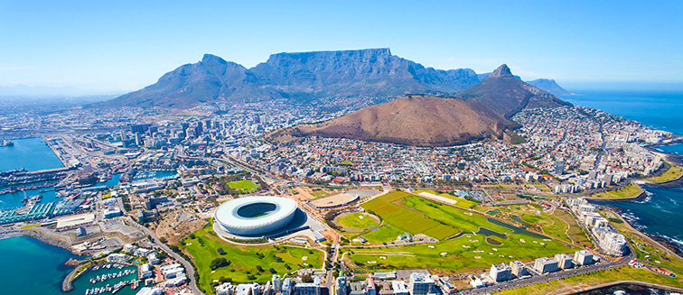 Cape Town vacation packages