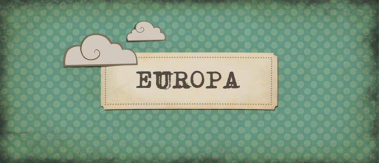 circuitos organizados por Europa