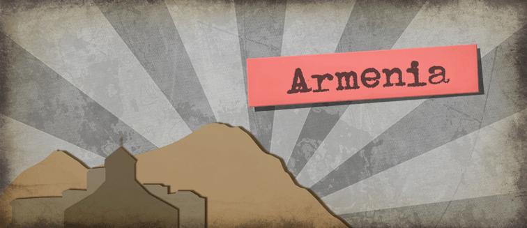 cuándo viajar a Armenia