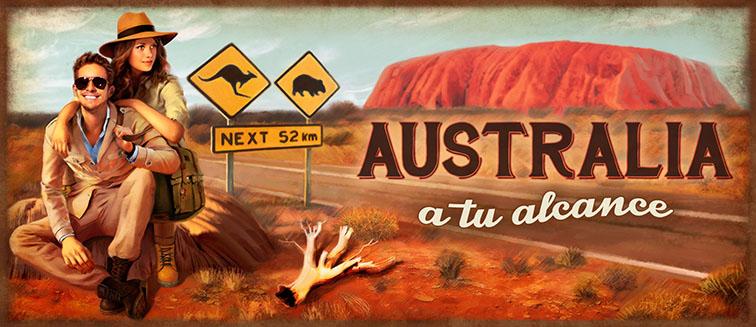 circuito por Australia