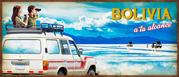 Viaje organizado a Bolivia