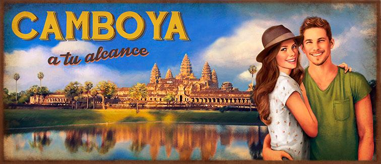 Viajes organizados a Camboya con Exoticca