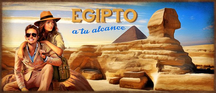 Viajes organizados a Egipto