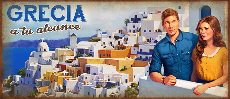 viajes organizados a Grecia