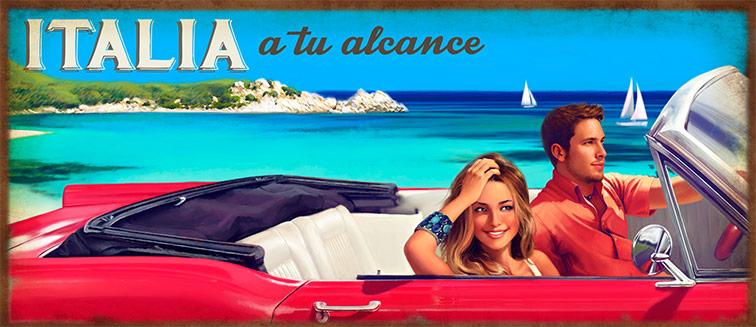 Viajes organizados a Italia