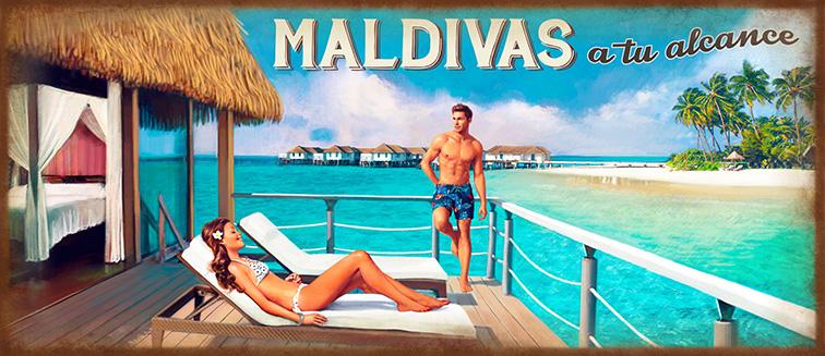 viajes a las Islas Maldivas