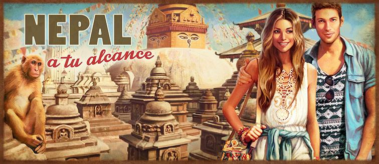 Viajes organizados a Nepal