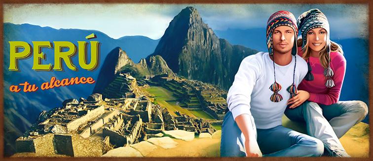 Viajes a Perú organizados con Exoticca