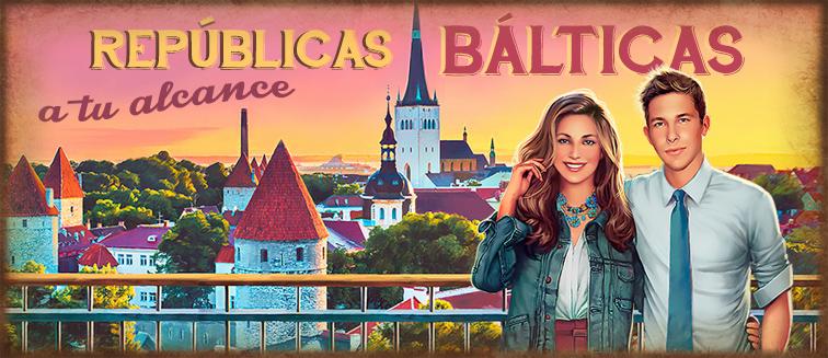 Viajes por las Repúblicas Bálticas
