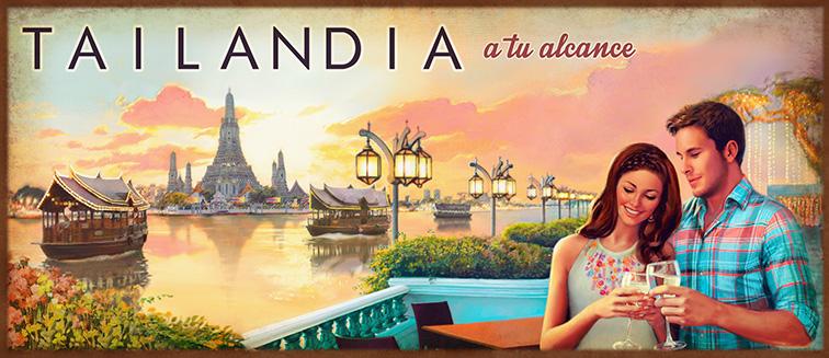 Viajes a Tailandia organizados
