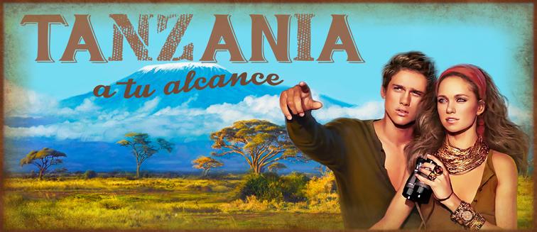 Circuitos a Tanzania