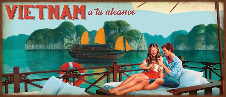Viajes organizados a Vietnam