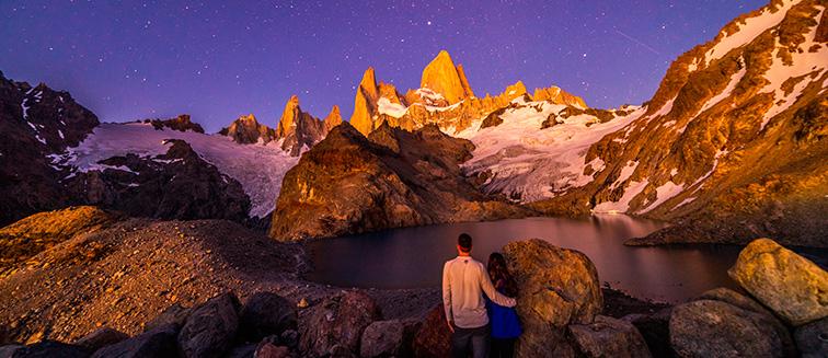 Año nuevo patagónico