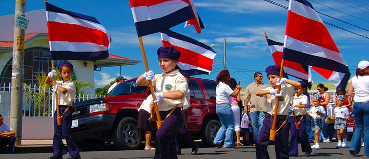 Día de la Independencia de Costa Rica