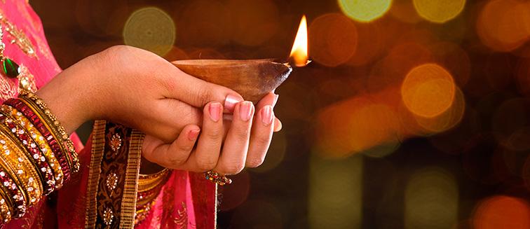 Diwali, Festival de las luces