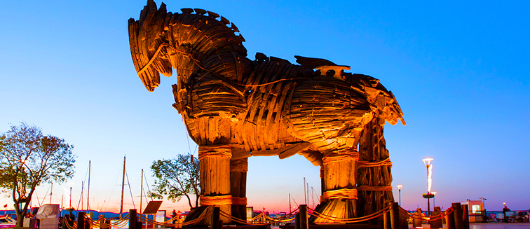 El Festival de Troya de Canakkale