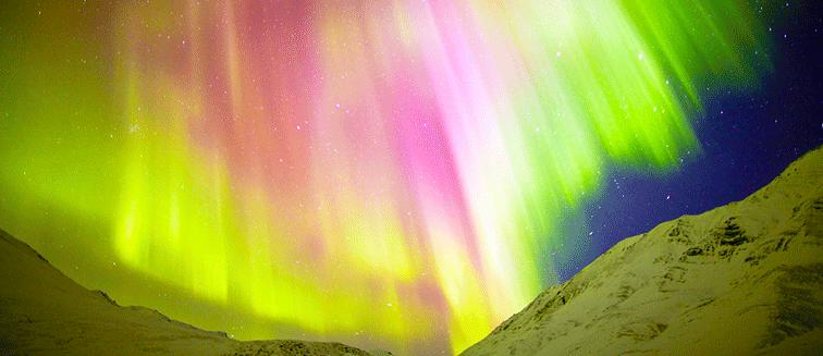 Festival de la aurora boreal