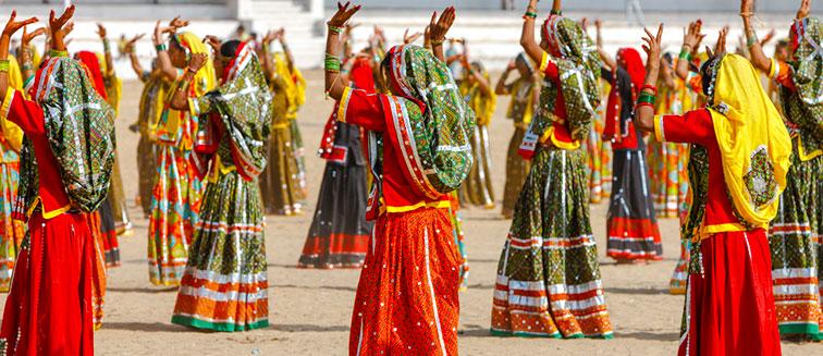 Festival de verano de Rajastán