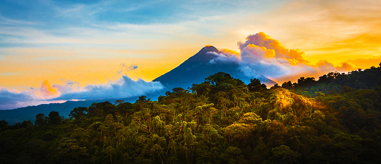 viajar a Costa Rica en mayo