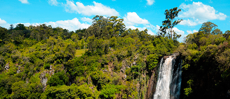 Cataratas Thompson de Nyahururu