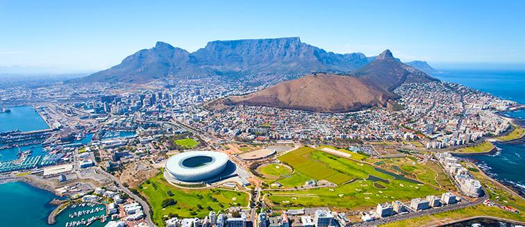 cuándo viajar a Ciudad del Cabo