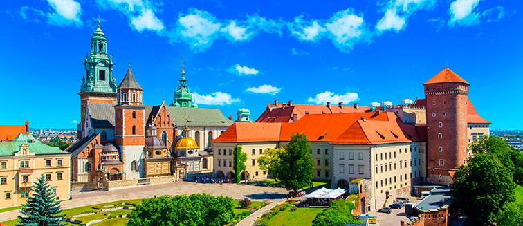 mejor época para viajar a Polonia