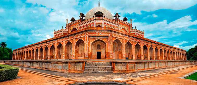 viajes a Delhi