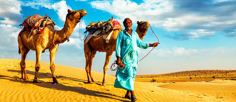 desiertos del Rajastán
