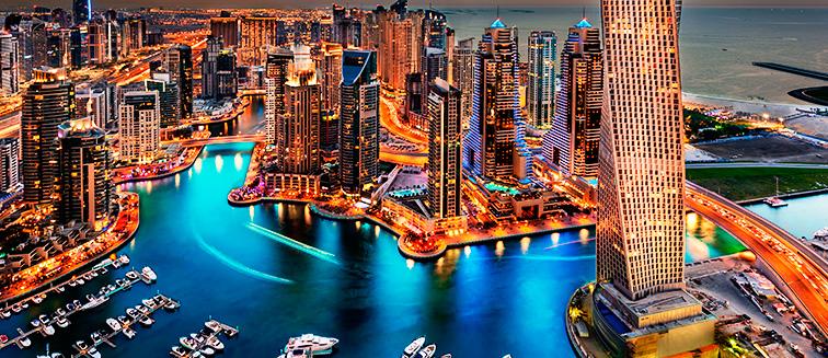 <em>Dubai</em> Marina
