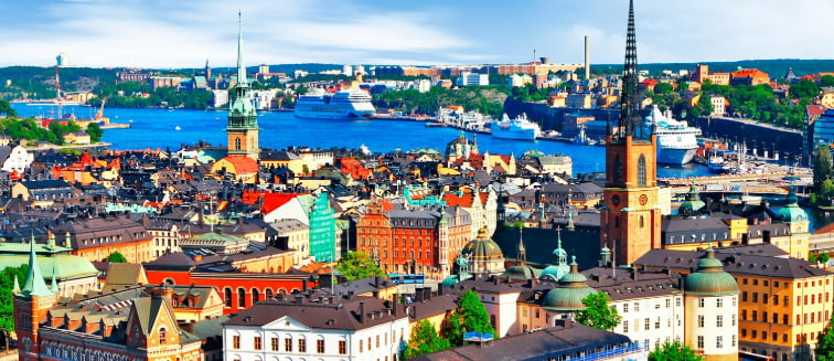 viajes a Suecia en junio