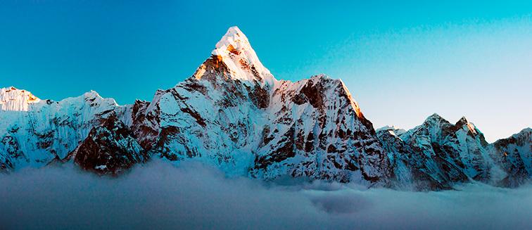 cuándo viajar al Everest
