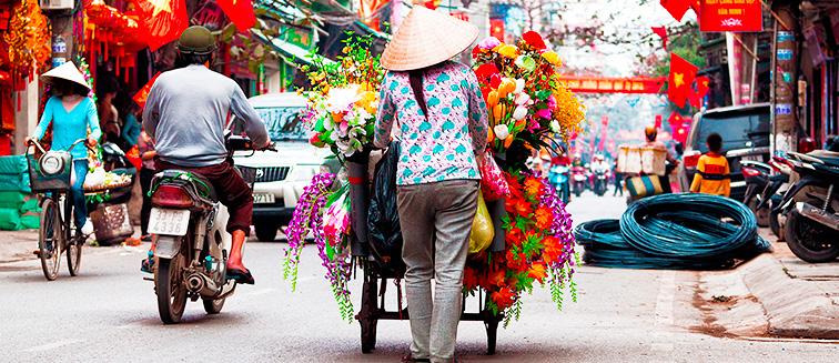 Viajes a Hanoi organizados
