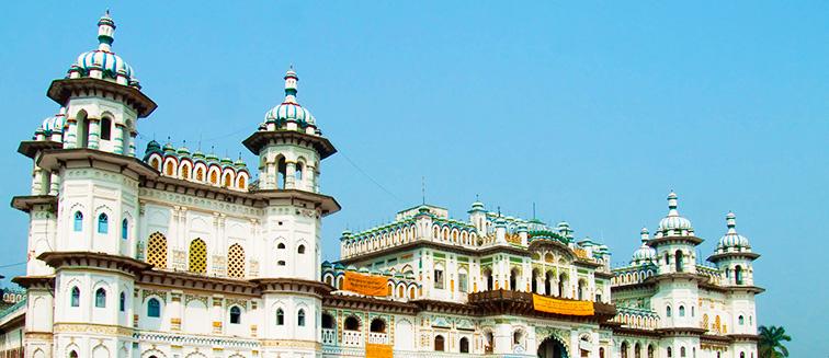 cuándo viajar a Janakpur