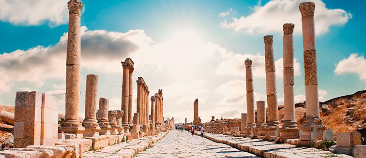 Jerash o Gerasa