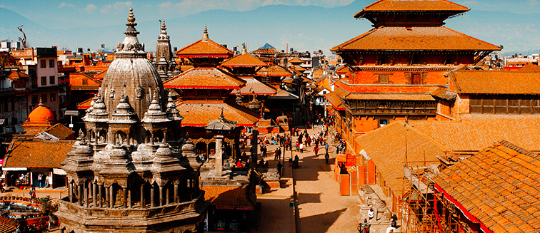 cuándo viajar a Katmandu