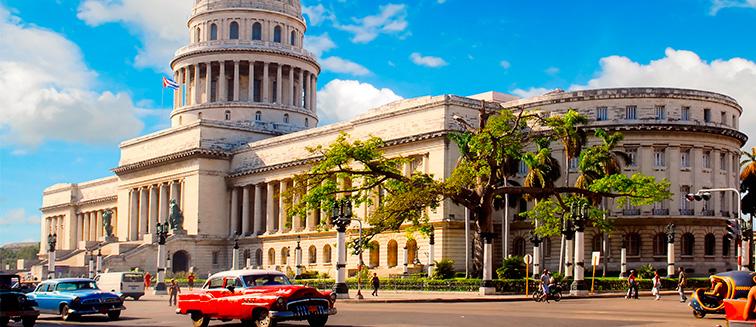 Viajes a la Habana organizados