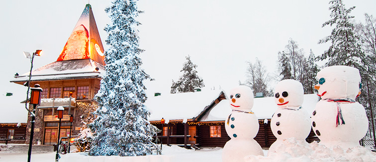 Laponia - Rovaniemi
