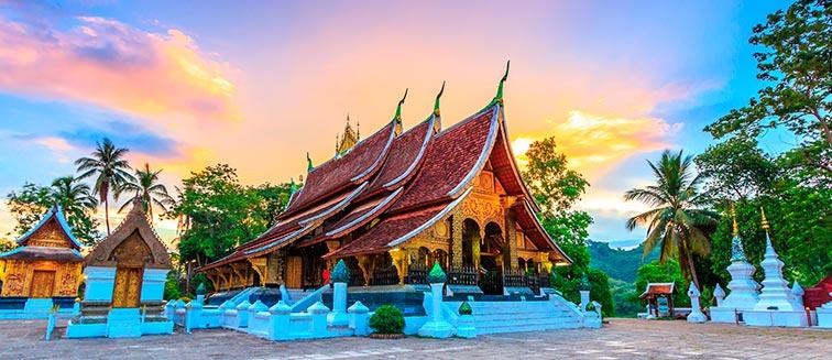 cuándo viajar a Luang Prabang