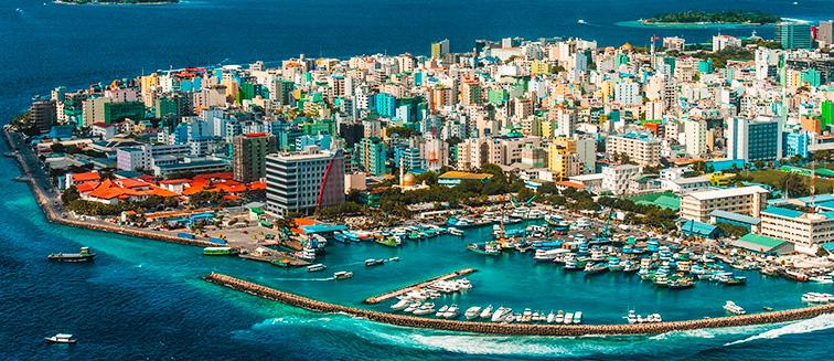 cuándo viajar a Malé