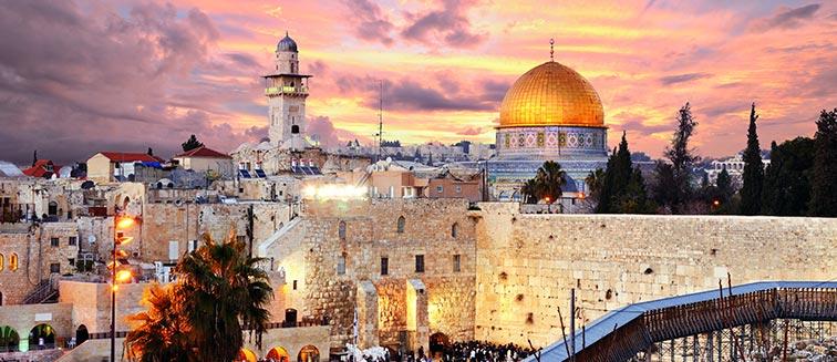 cuándo viajar a Jerusalén