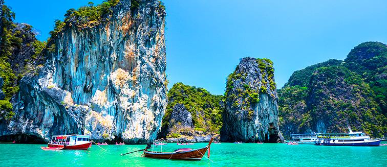 cuándo viajar a Phuket